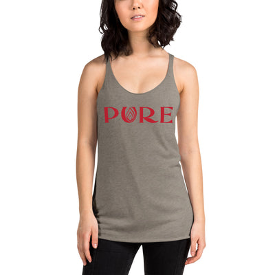 Pure Yoga Dallas - Women's Racerback Tank