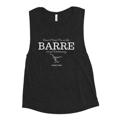 Absolute Pilates-Ladies' Muscle Tank