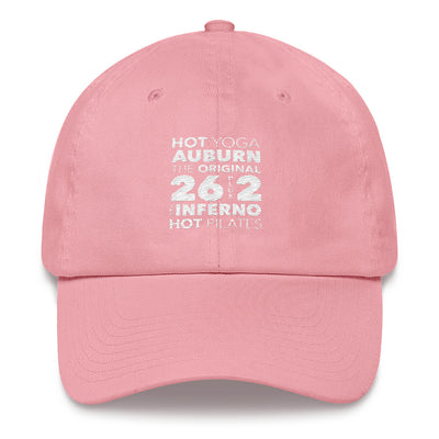 Hot Yoga Auburn-Dad hat