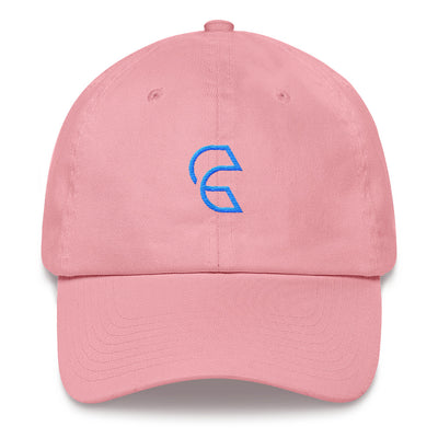 Clear-Dad hat