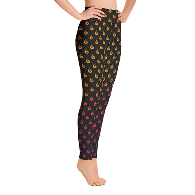 Purely Hot Yoga-Leggings S&R 3