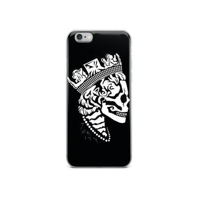 Queen Zanity-iPhone Case (all sizes)