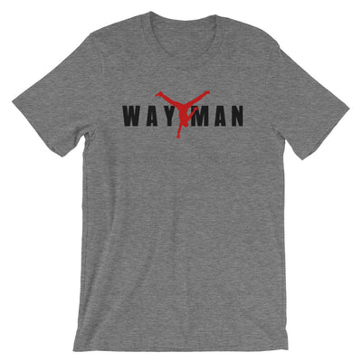 WAY MAN-Short-Sleeve Unisex T-Shirt