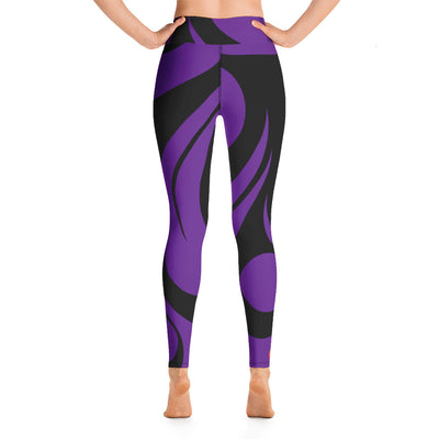 Purely Hot Yoga-Leggings Allover 2