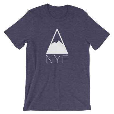 NOMAD YOGA FAMILY-Short-Sleeve Unisex T-Shirt