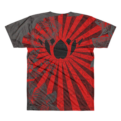 WAYsun AO T-shirt 1 Red1
