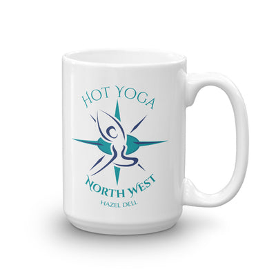 Hot Yoga North West-Mug