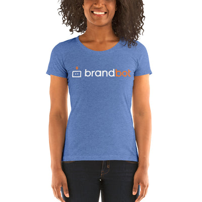 BrandBot-Ladies' short sleeve t-shirt