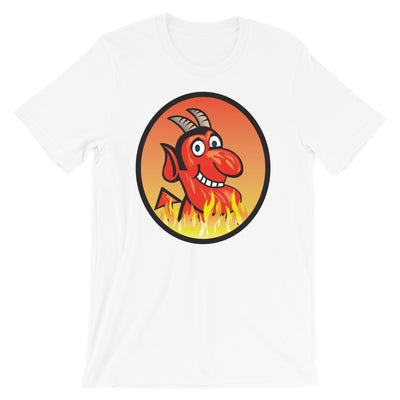 Yoga Hell-Short-Sleeve Unisex T-Shirt