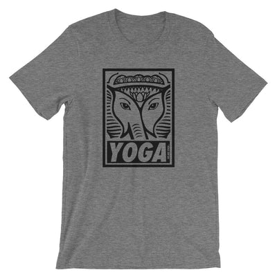 YOGA ICON-Short-Sleeve Unisex T-Shirt