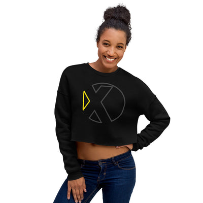 Flex City Icon Crop Sweatshirt