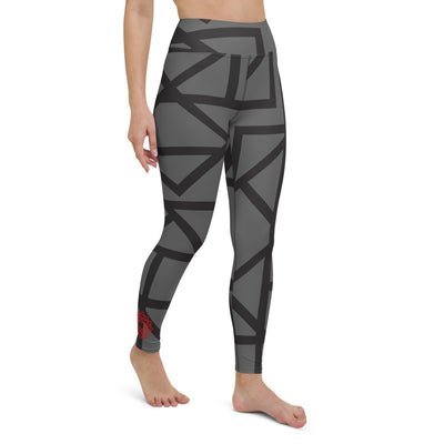 Siddhi School Dark Geo Leggings