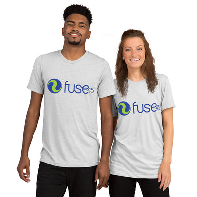 Fuse45-Tri-Blend Short Sleeve T-Shirt