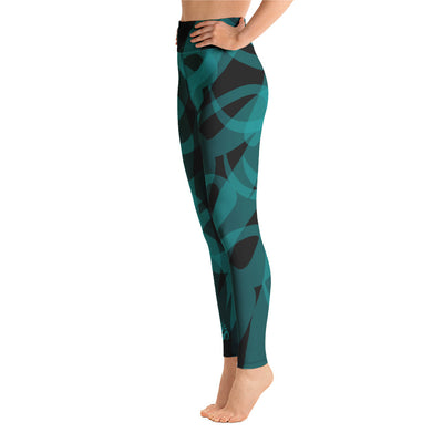 M3Yoga-Big Logo Leggings 2