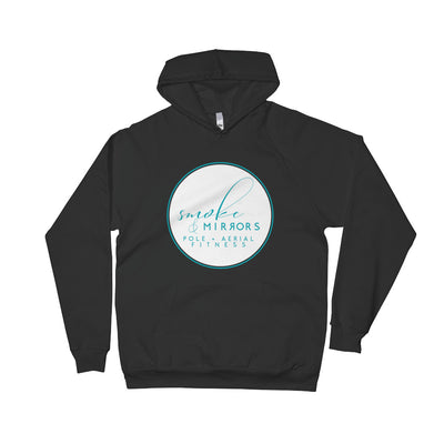 Smoke & Mirrors Fitness-Unisex Fleece Hoodie