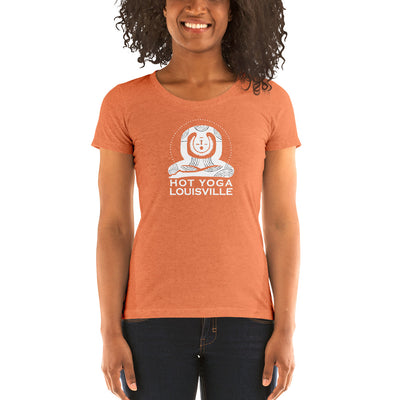 Hot Yoga Louisville Ladies' short sleeve t-shirt
