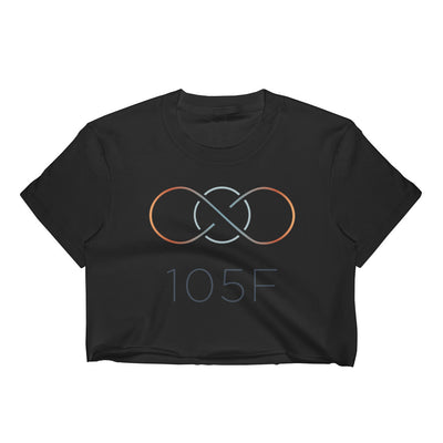 105 Infinity-Women's Crop Top