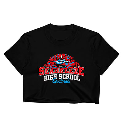 Seabreeze High School-Women's Crop Top