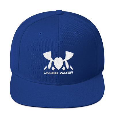 UNDER WAYER-Snapback Hat