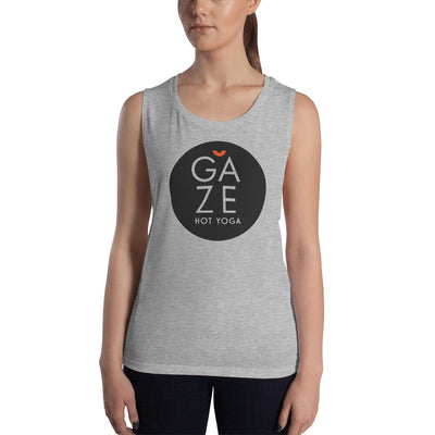 Gaze Ladies' Muscle Tank