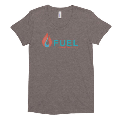 Fuel Ladies' Triblend Tee