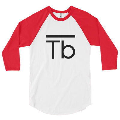 TORCHED TB-3/4 sleeve raglan shirt