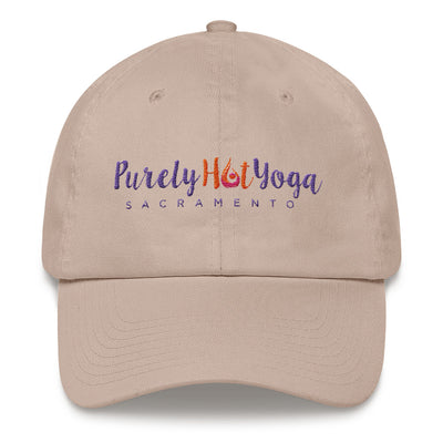 Purely Hot Yoga-Club hat