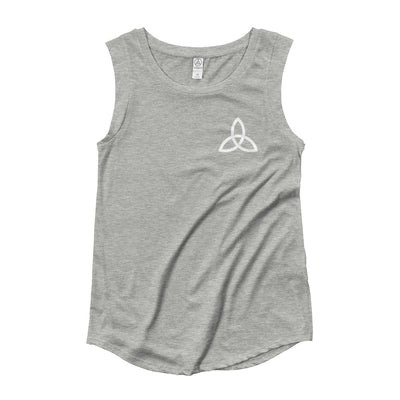 RAJA YOGA-Ladies' Cap Sleeve T-Shirt