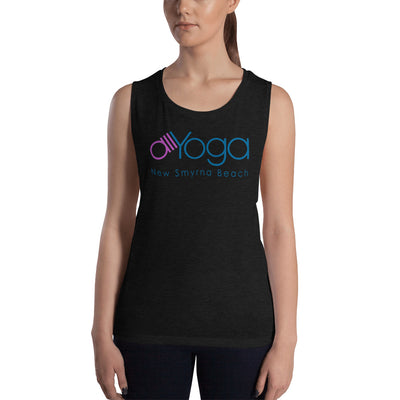 All Yoga NSB-Ladies' Muscle Tank