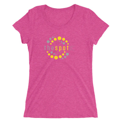 The Spot Ladies' short sleeve t-shirt