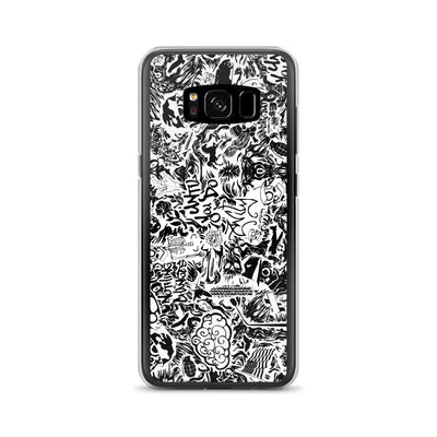 Zanity-Samsung Case (All sizes)