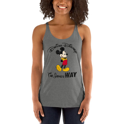 Jones' Disney Racerback