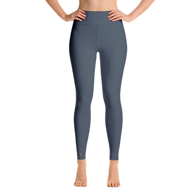 105F Teacher Training Blue High Waist Leggings