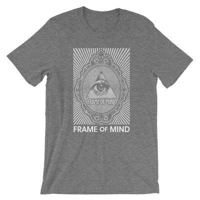 FOM EYE-Short-Sleeve Unisex T-Shirt