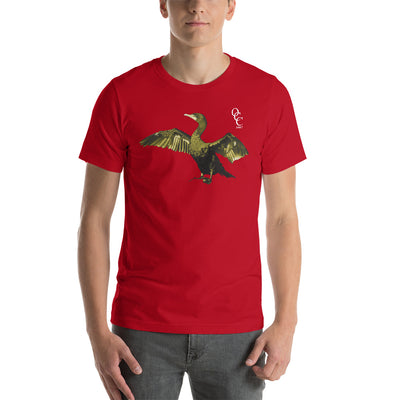 OCC BIRD-Short-Sleeve Unisex T-Shirt