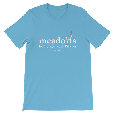 Meadows Hot Yoga-Short-Sleeve Unisex T-Shirt