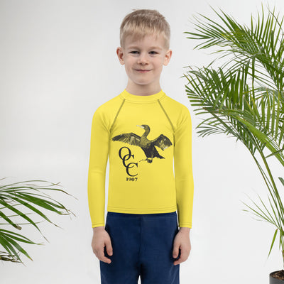 OCC BIRD-Kids Rash Guard