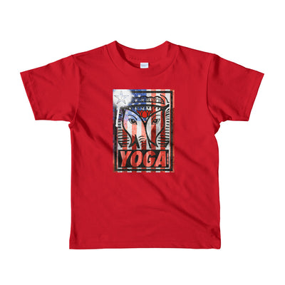 WAY USA-Short sleeve kids t-shirt