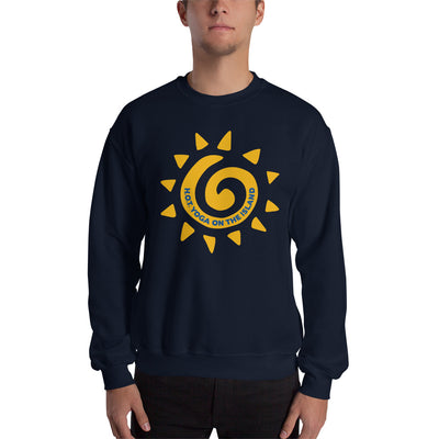 Hot Yoga On The Island-Unisex Sweatshirt