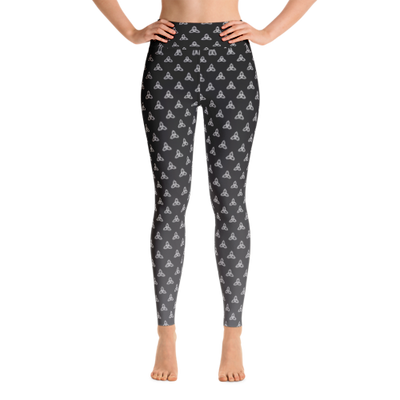 Raja Everywhere Dark Fade Yoga Leggings