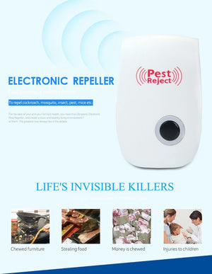 Pest Repellent - Electric Shock Lamp