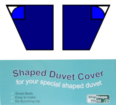 Duvet Cover - Double Quarter Berth