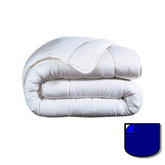 Double Duvet Round End