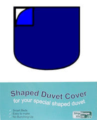 Duvet Cover - Round End