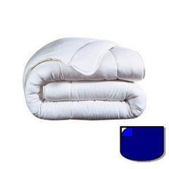 Double Duvet Round End King Size