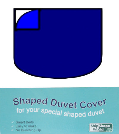 Duvet Cover - Round End King Size