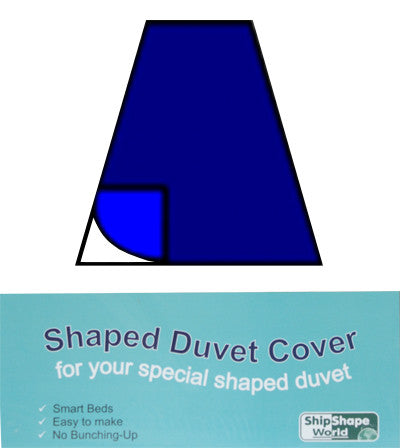 Duvet Cover - V Berth Wider Foot