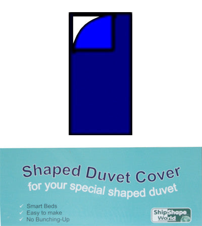 Duvet Cover - Single Narrow Rectangular Berth