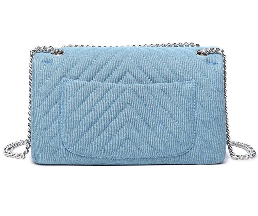 Dreamy Sky Handbag-HANDBAGS-Honey Honey Shop