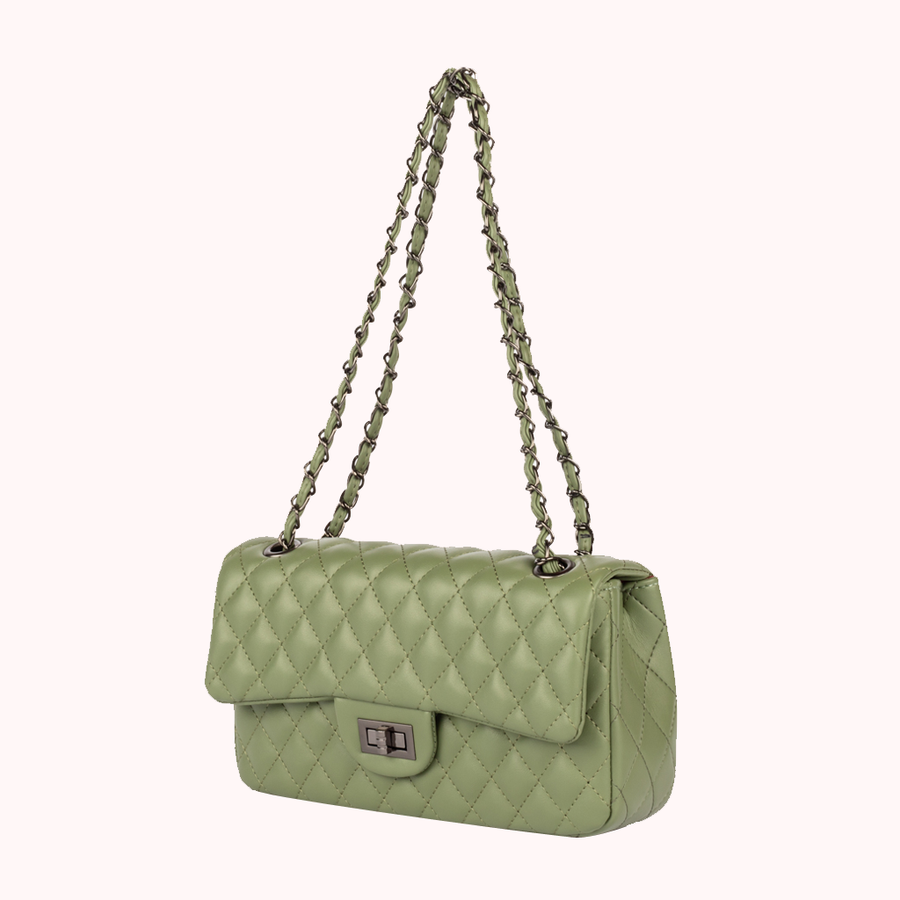 Amazonian Camo Handbag-HANDBAGS-Honey Honey Shop